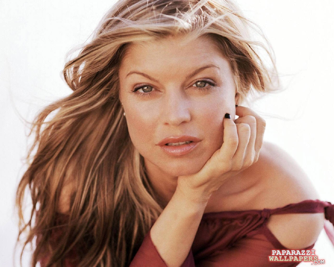 fergie of black eyed peas wallpapers 006