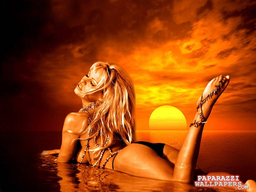pamela anderson wallpapers 026