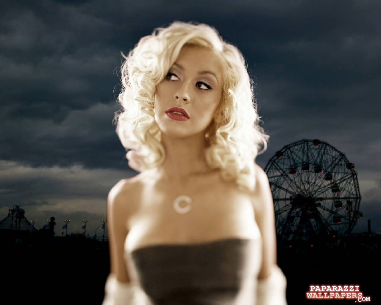 christina aguilera wallpapers 081